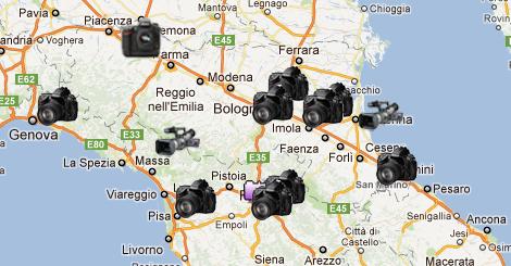 Mappa operatori MediaContents
