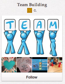 Team Building Pinterest