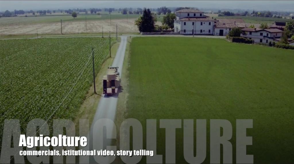 Droni aziende agricole